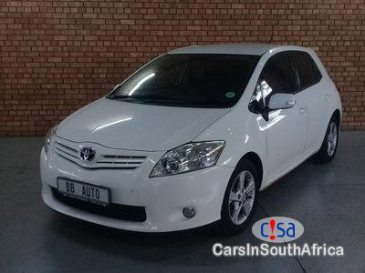 Picture of Toyota Auris 1.6 Manual 2011