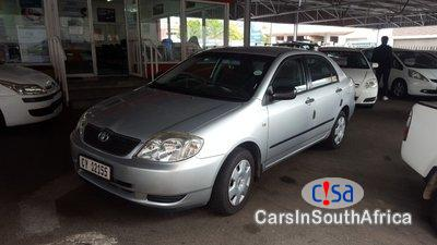 Picture of Toyota Corolla 1.6 Manual 2008 in South Africa