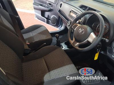Toyota Yaris 1.3 Manual 2013 in South Africa