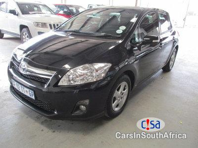Toyota Auris 1.8 Manual 2014