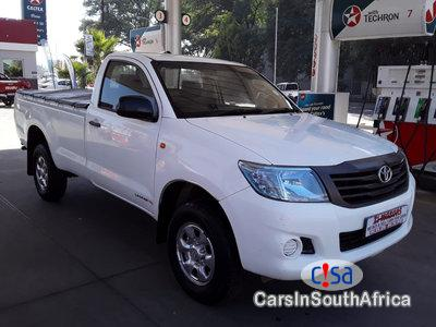 Picture of Toyota Hilux 2.5 Manual 2013 in North West