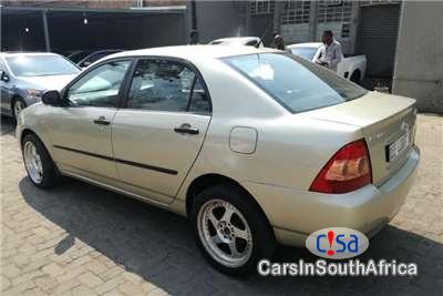 Picture of Toyota Corolla 1.6 Manual 2008