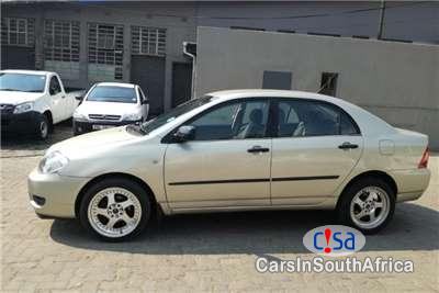 Toyota Corolla 1.6 Manual 2008 in Northern Cape