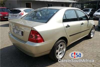 Toyota Corolla 1.6 Manual 2008 in South Africa