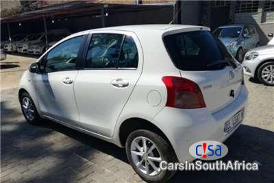 Picture of Toyota Yaris 1.3 Manual 2007