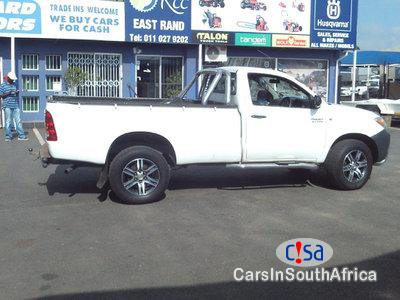 Toyota Hilux 2.7 Manual 2009 in South Africa