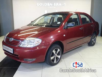 Picture of Toyota Corolla 1.4 Manual 2013