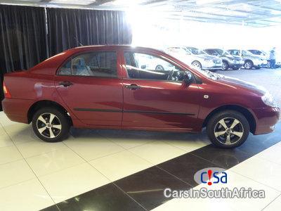 Toyota Corolla 1.4 Manual 2013 in South Africa