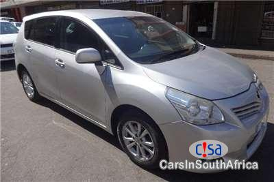 Pictures of Toyota Verso 1.6 Manual 2012