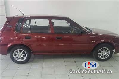 Picture of Toyota Tazz 1.4 Manual 2007