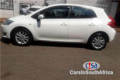 Picture of Toyota Auris 1.8 Manual 2011