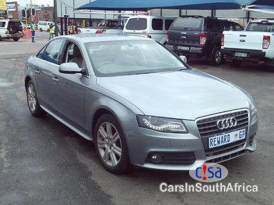 Audi A4 1.8 Manual 2012 in South Africa