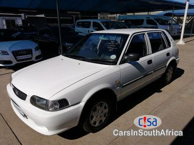 Toyota Tazz 1.3 Manual 2005 in South Africa - image