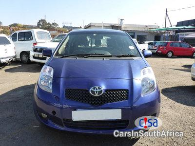Toyota Yaris 1.3 Manual 2012 in South Africa - image