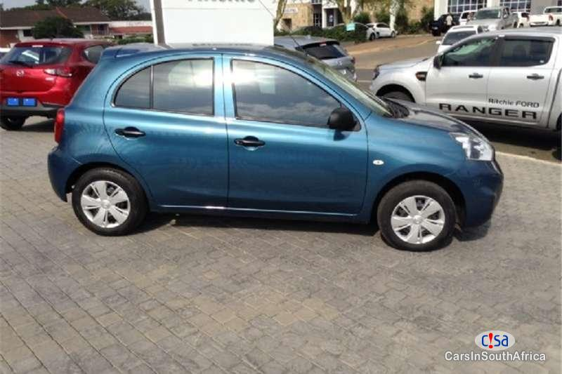 Picture of Nissan Micra 1.2 Manual 2017 in South Africa