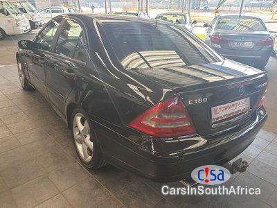 Picture of Mercedes Benz C-Class 1.8 Automatic 2006 in South Africa