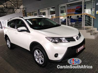 Picture of Toyota RAV-4 2.0 Manual 2014