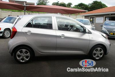 Pictures of Kia Picanto 1.0 Automatic 2011