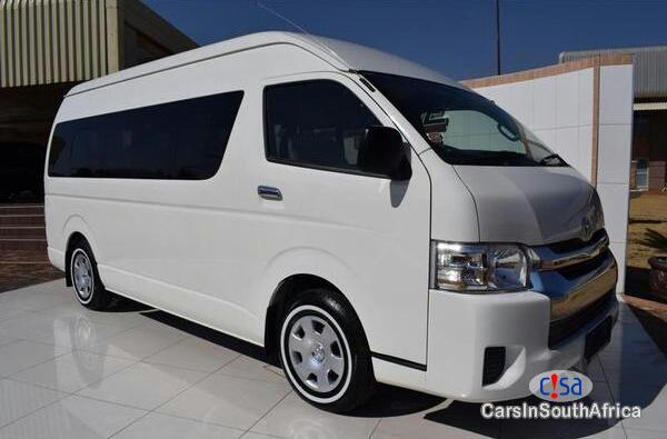 Toyota Quantum 2.7L Manual 2016 in Western Cape
