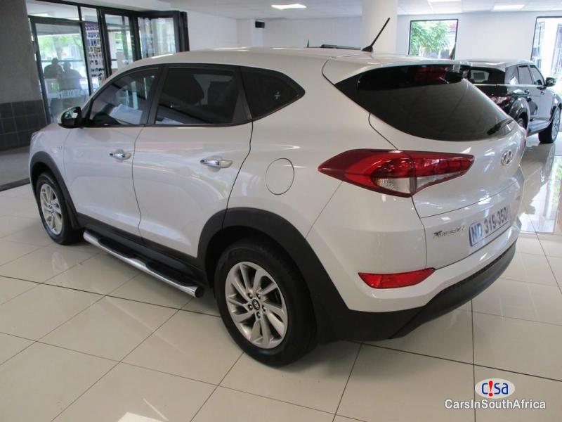 Hyundai Tucson 2.5 Automatic 2017 in South Africa