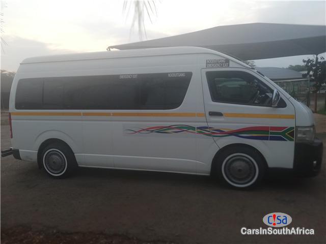 Toyota Quantum 2.5 Manual 2017 in Gauteng
