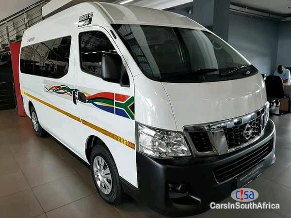 Picture of Nissan 2.5D4D MPENDULO Manual 2018