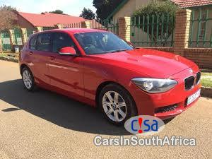 Picture of BMW 1-Series Manual 2011