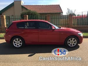 BMW 1-Series Manual 2011 in South Africa