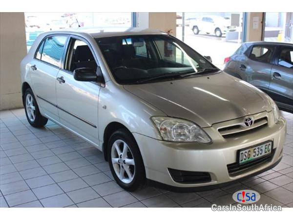 Picture of Toyota Runx Manual 2007