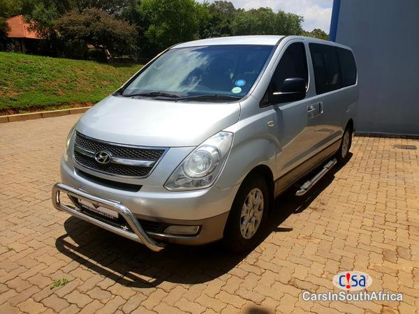 Pictures of Hyundai H-1 Manual 2010