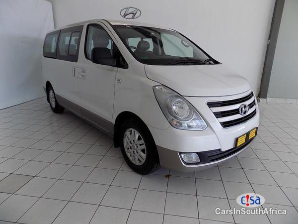 Picture of Hyundai H-1 Automatic 2016