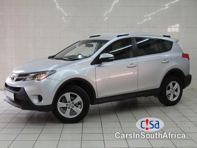 Picture of Toyota RAV-4 2.0 Manual 2013
