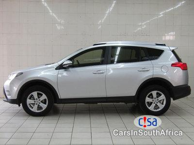 Toyota RAV-4 2.0 Manual 2013