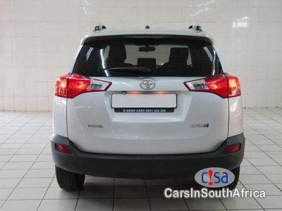 Toyota RAV-4 2.0 Manual 2013 in South Africa