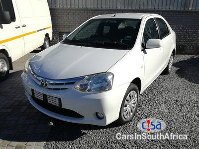 Picture of Toyota Etios 1.5XS Manual 2012