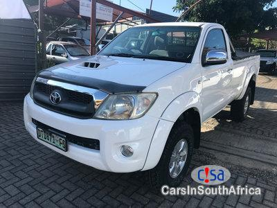 Toyota Hilux 2.5 Manual 2013 in Free State