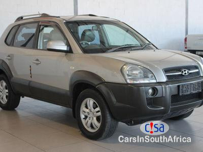 Picture of Hyundai Tucson 2.0 Manual 2009