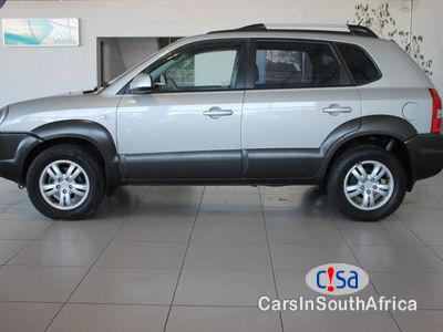 Hyundai Tucson 2.0 Manual 2009 in South Africa