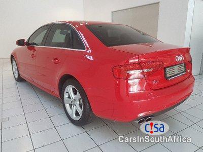 Audi A4 1.8t Manual 2013 in South Africa