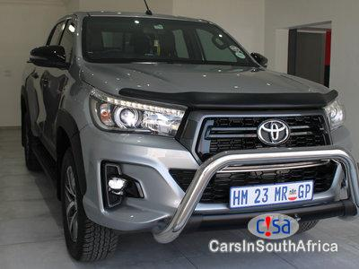 Picture of Toyota Hilux 2.8 GD-6 RB Raider DOUBLE CAB BAKKIE AUTO LG50 Automatic 2018