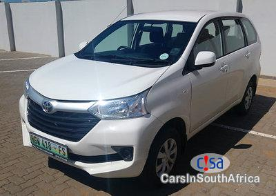 Picture of Toyota Avanza 1.5 Sx Manual 2019