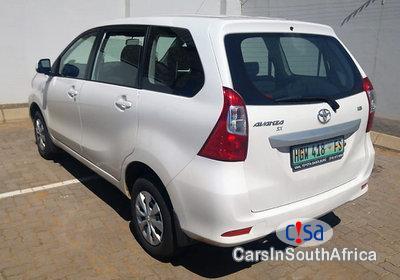 Toyota Avanza 1.5 Sx Manual 2019 in South Africa