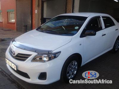 Picture of Toyota Corolla 1.6 Professional Manual 2011