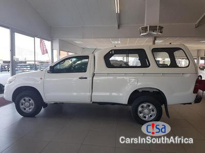 Picture of Toyota Hilux 2.5 D-4D P/b Manual 2012