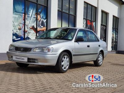 Picture of Toyota Corolla 1.8 Automatic 2003