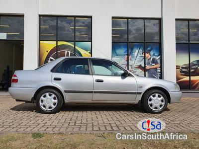 Toyota Corolla 1.8 Automatic 2003 in South Africa