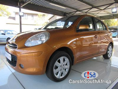 Nissan Micra 1.5 Manual 2012 in South Africa