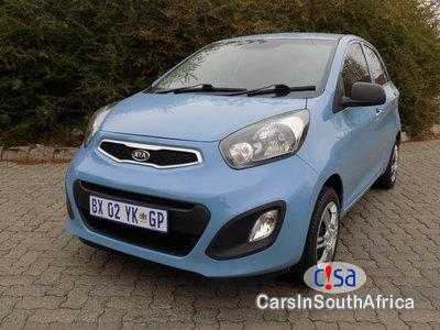Picture of Kia Picanto 1.2 Manual 2013