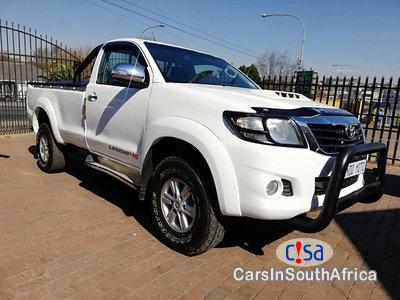 Picture of Toyota Hilux 3000 Manual 2014