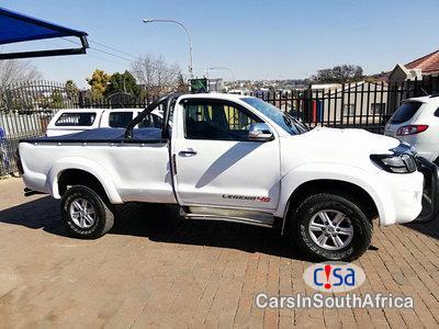 Toyota Hilux 3000 Manual 2014 in Gauteng